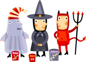 BLC Halloween for kids @ Bambesch Park