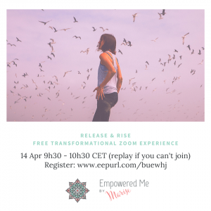 Release & Rise - Free Transformational Experience @ Free zoom Webinar